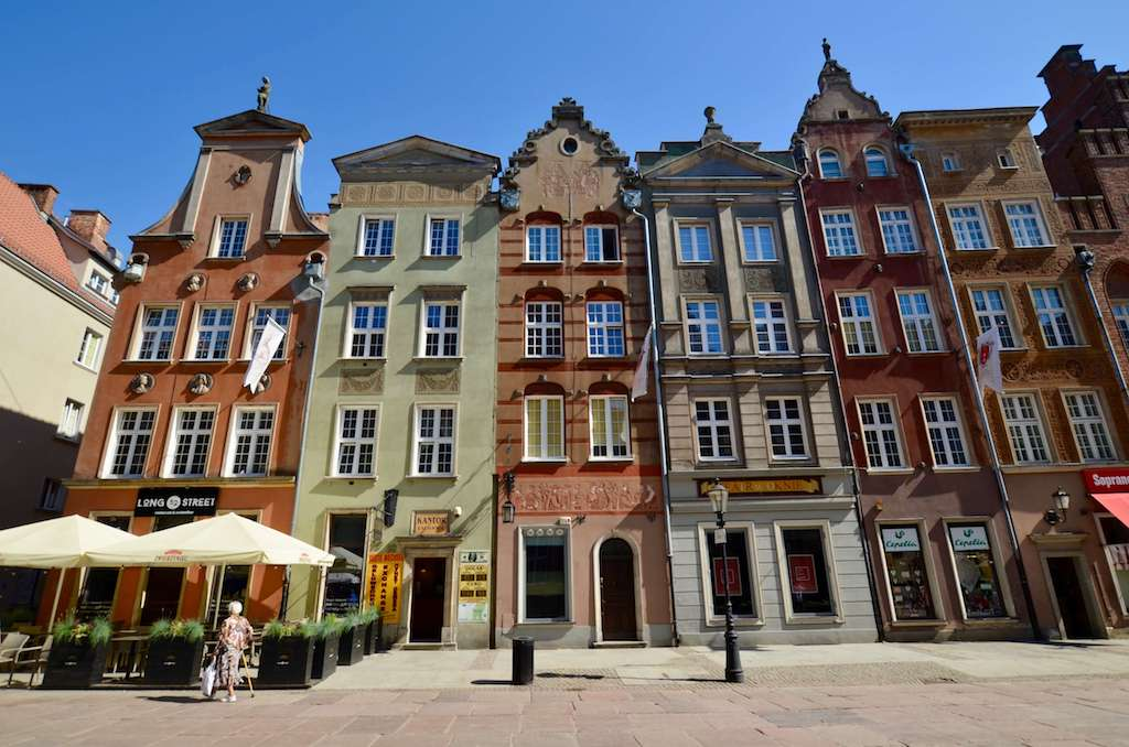 Gdansk, Old Town