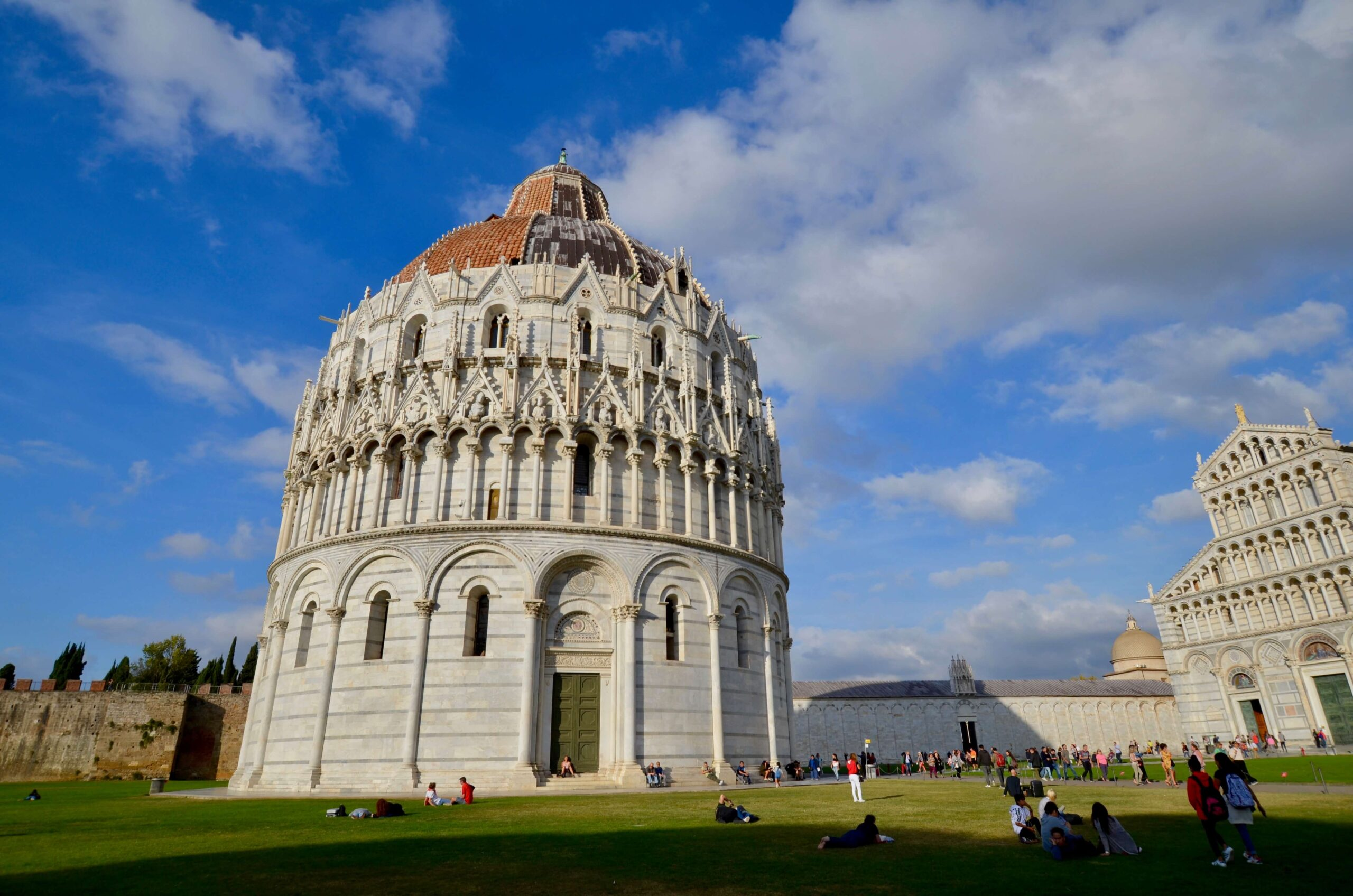 Italy, Piza