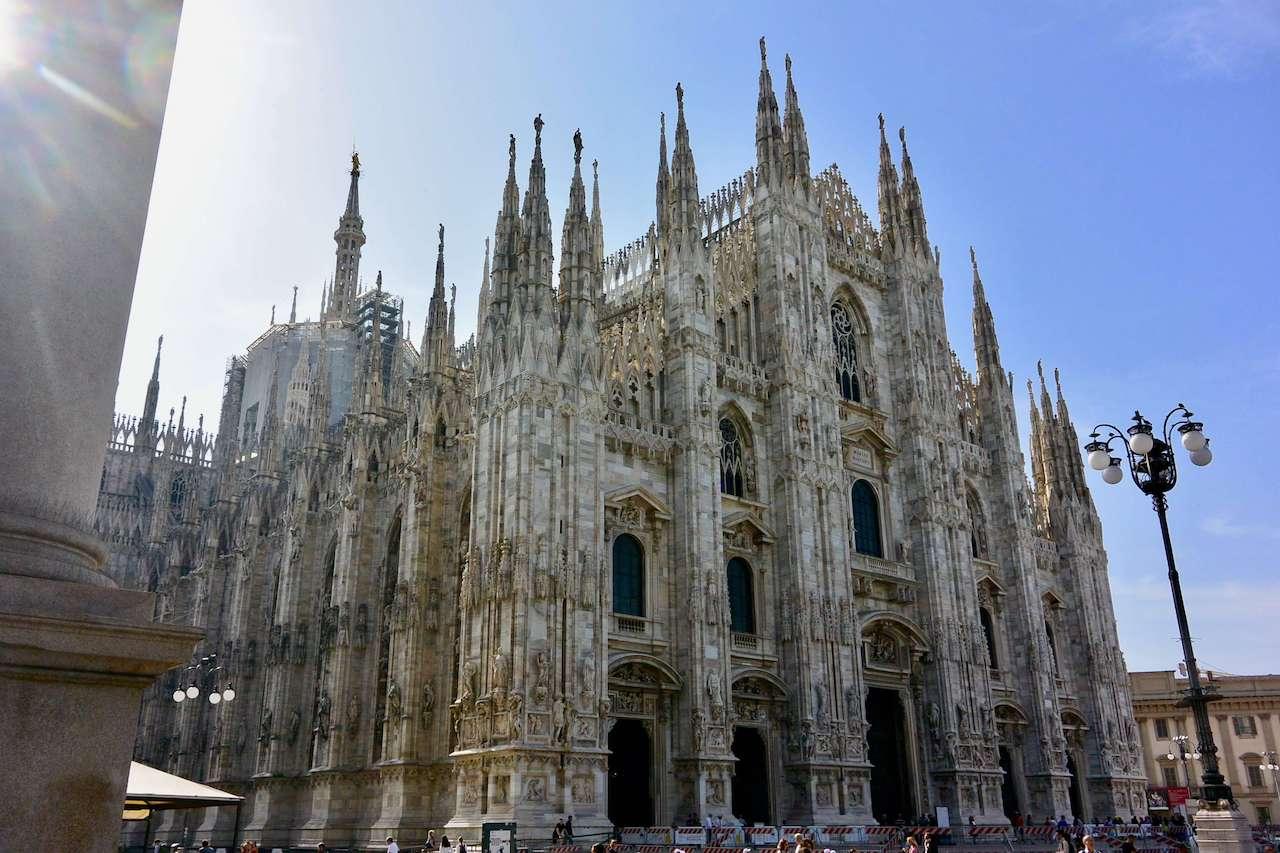 Italy, Milan - Duomo di Milano
