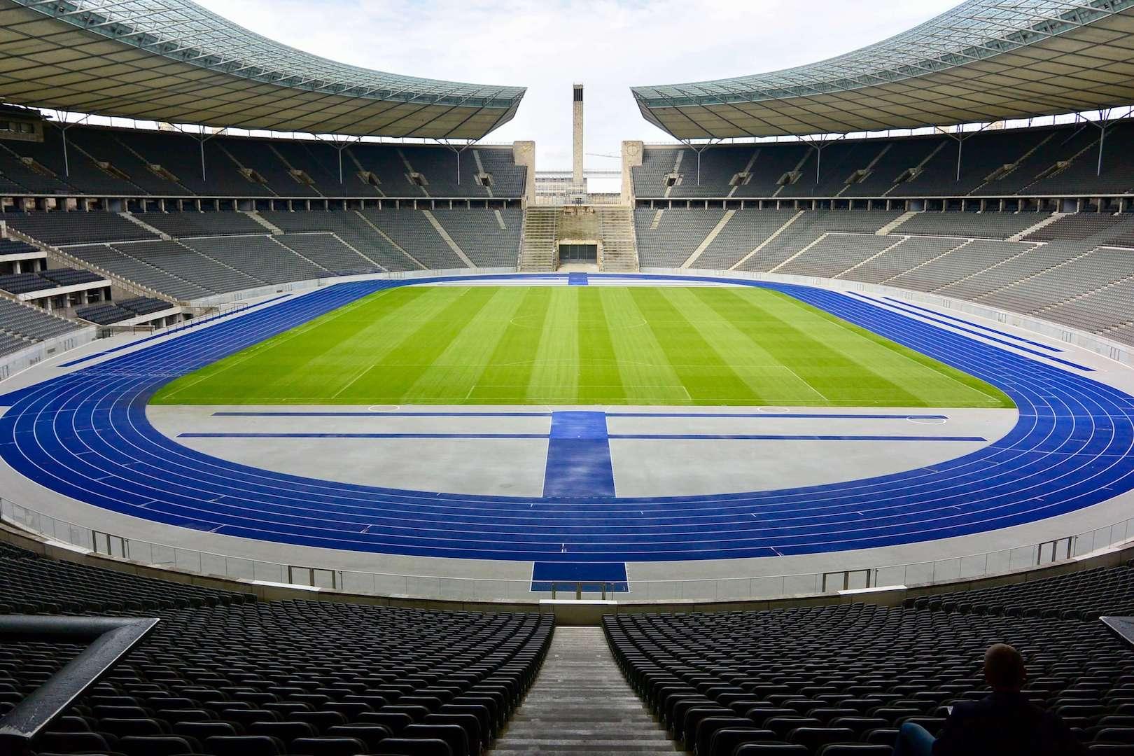 Germany, Berlin - The Olympiastadion