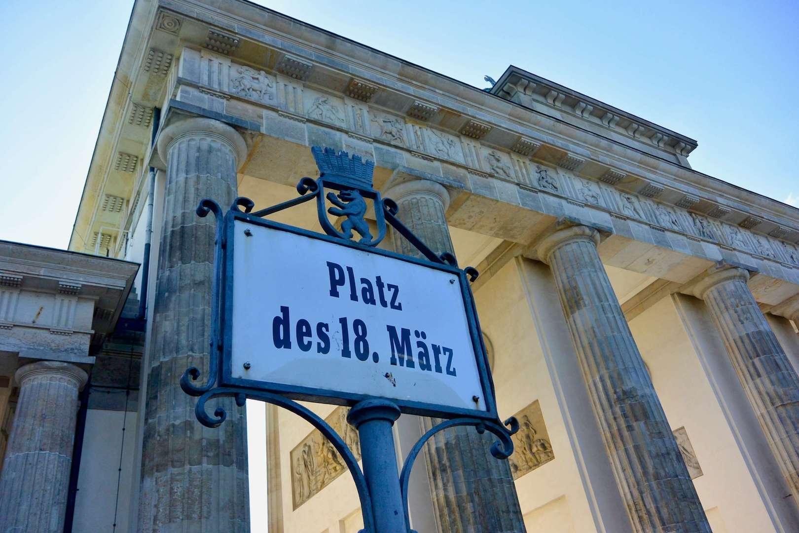 Germany, Berlin - Brandenburg Gate