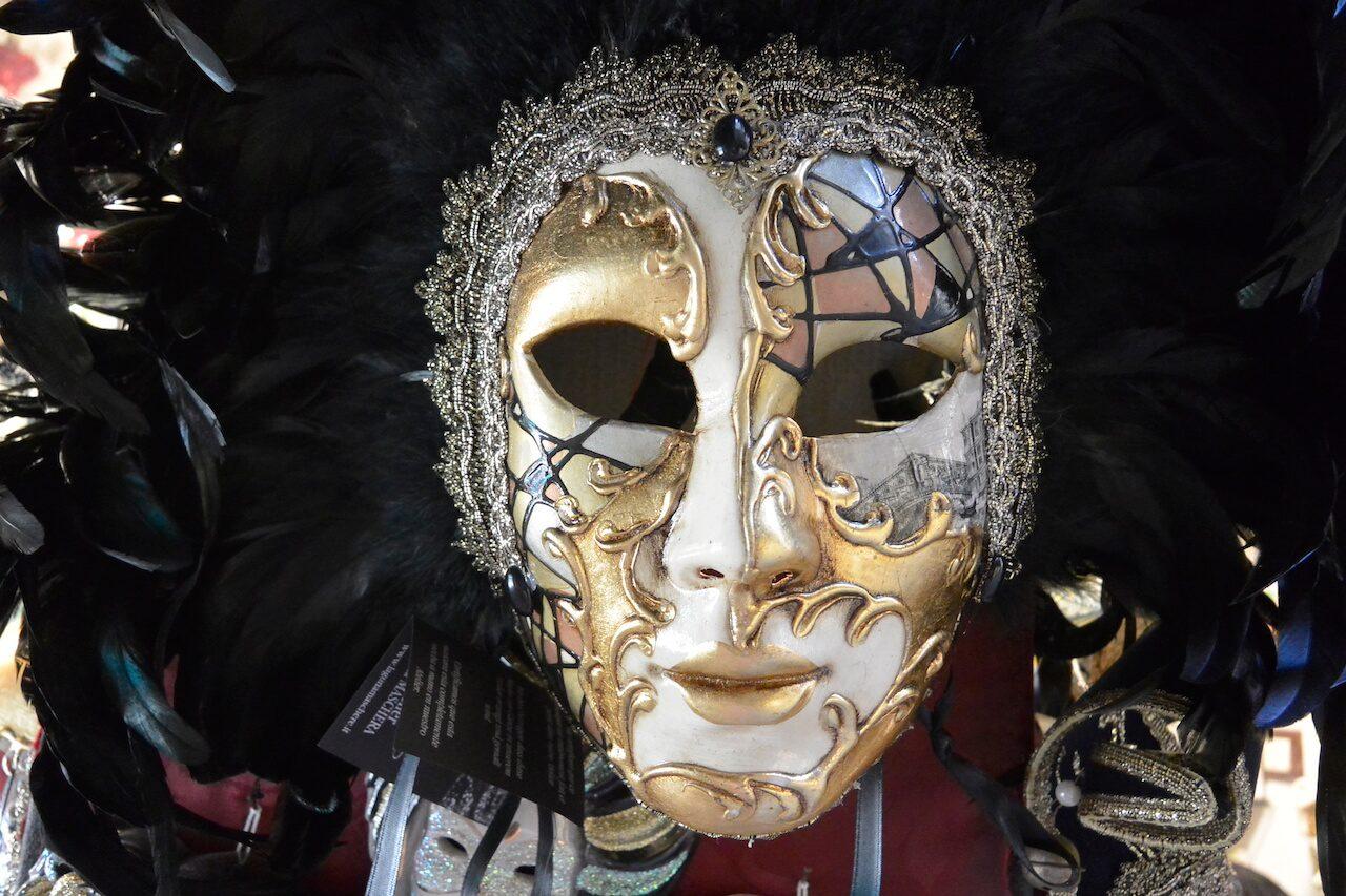 Italy, Venice - Venice Mask