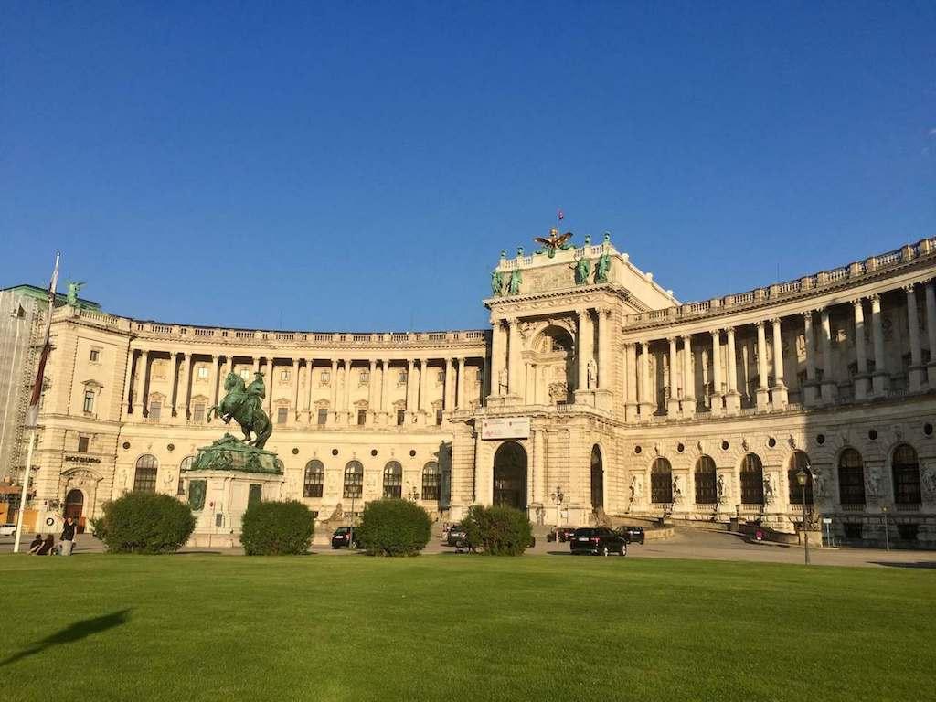 Austria, Vienna - Hofburg