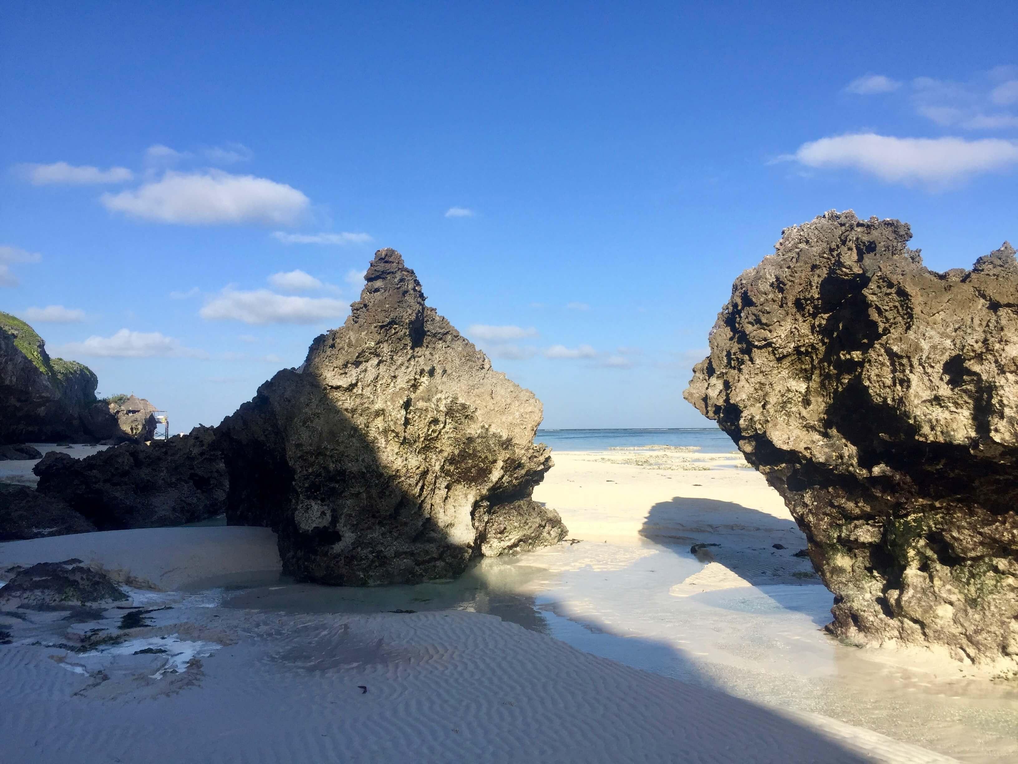 Tanzania, Zanzibar - Eden Rock, Mtende Beach Park