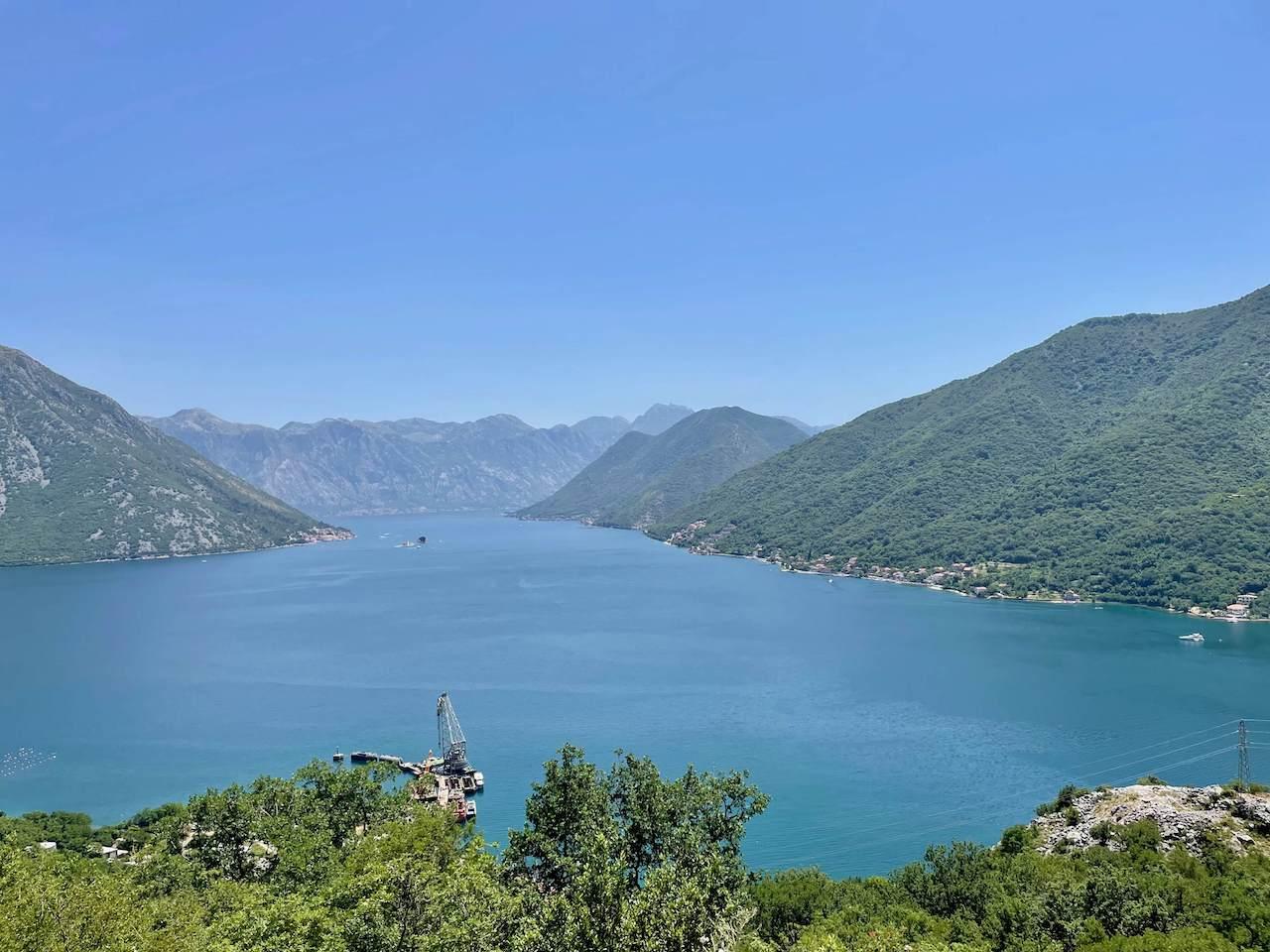 Montenegro, Kotor Bay