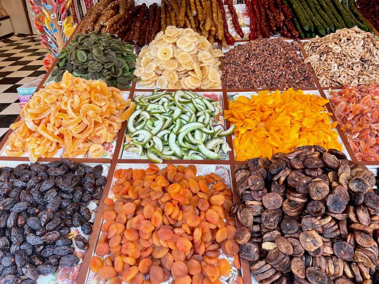 Turkey - Dried Fruit