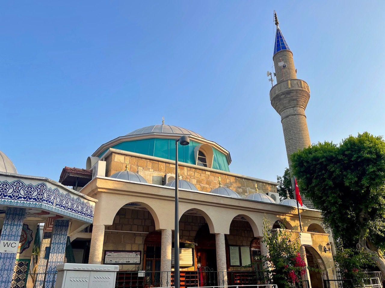 Turkey, Side - Mosque