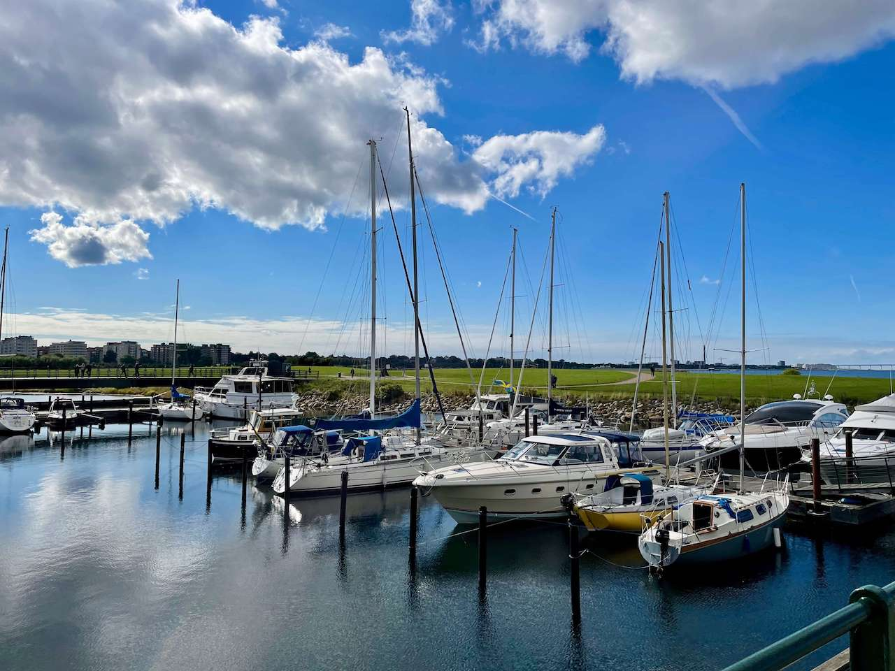 Sweden, Malmö - Harbour