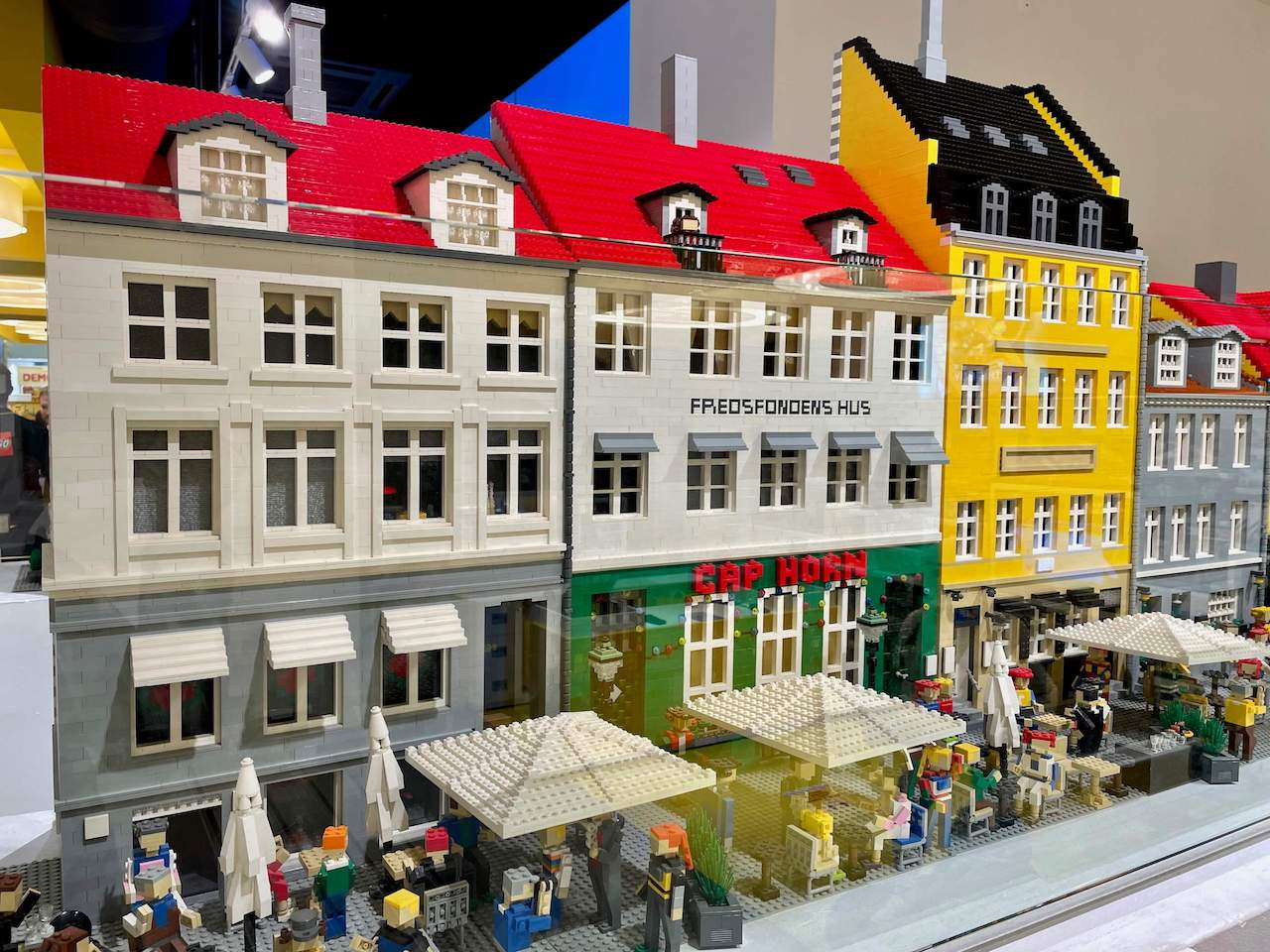 Denmark, Copenhagen - Lego World